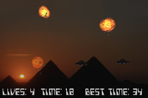 Screenshot U.F.O Blast